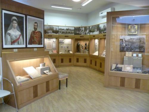 Muzeul de Istorie Locală, Ekaterinburg, Lenin 69,
