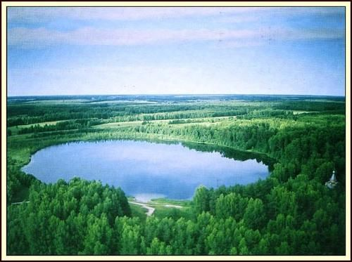 Locul sfânt - Lacul Svetloyar