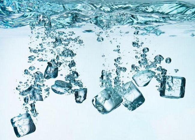 Proprietățile gheții