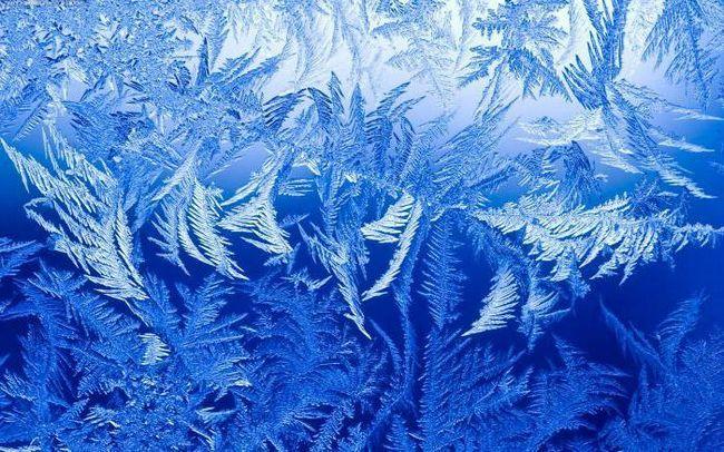 Proprietăți de zăpadă și gheață