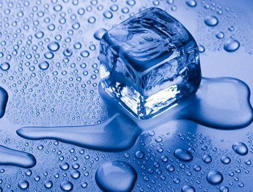 Care este proprietatea gheții