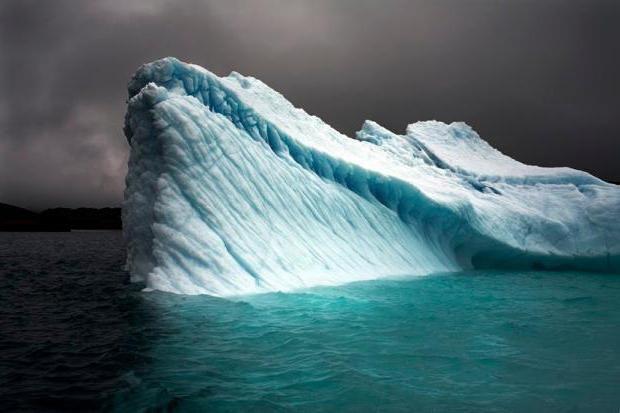 Proprietățile apei și gheții