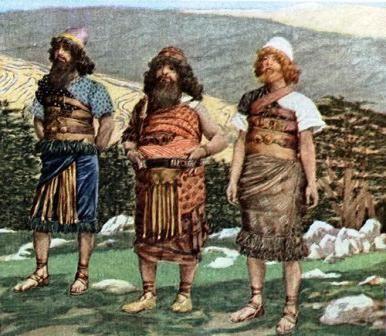 Fiul lui Noah Ham: o poveste biblică despre un blestem înrudit