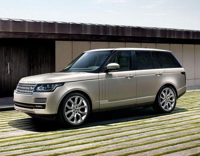 Un astfel de mult așteptat Range Rover L405