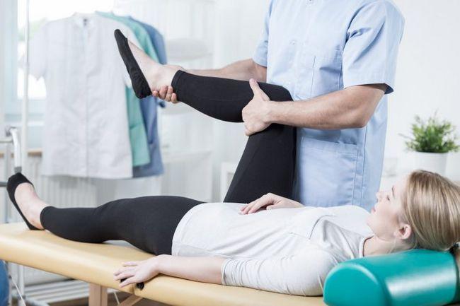 procedurile de tratament în timpul reabilitării