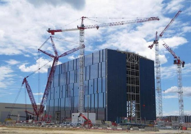 funcționarea tehnică a clădirilor și structurilor industriale