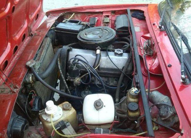 Caracteristicile tehnice ale VAZ-2105, variantele motorului