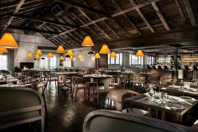 proiectarea de restaurante de baruri
