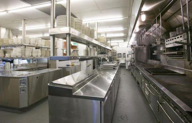 proiectarea tehnologică a restaurantului