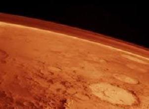 Temperatura de pe Marte