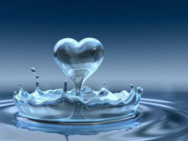 Apa se îngheață la o temperatură de