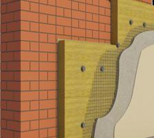 Izolarea termică a fațadei