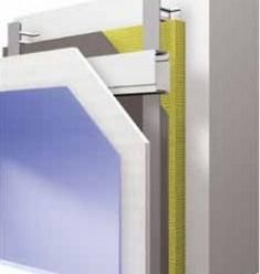 Sistem de izolație termică pentru fațade