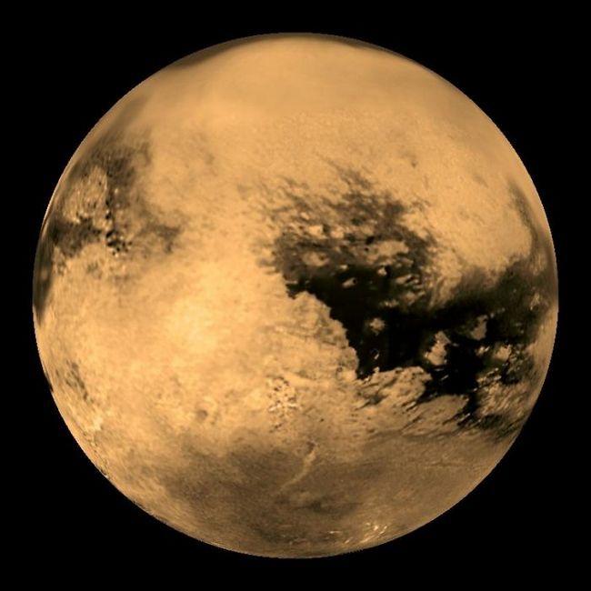 planeta titan