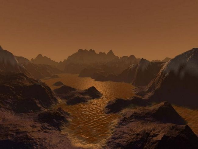 Satelitul Titan