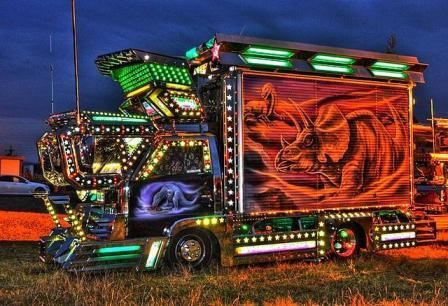 Chip Tuning Truck
