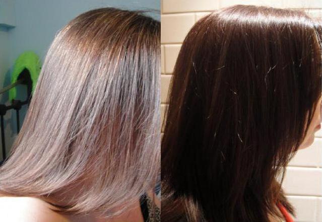 tonuri de păr recenzii de păr