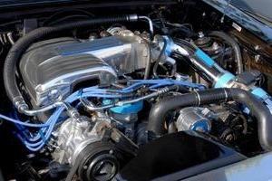 Sistemul de combustibil al unui motor diesel.