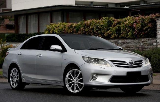 Toyota Corolla 2013: ceea ce este nou