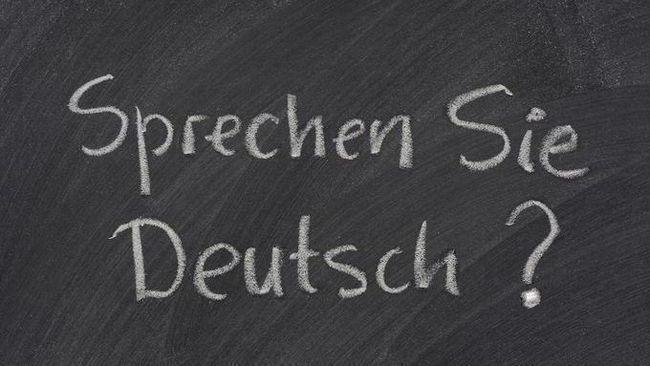 rusă germană prin transcriere