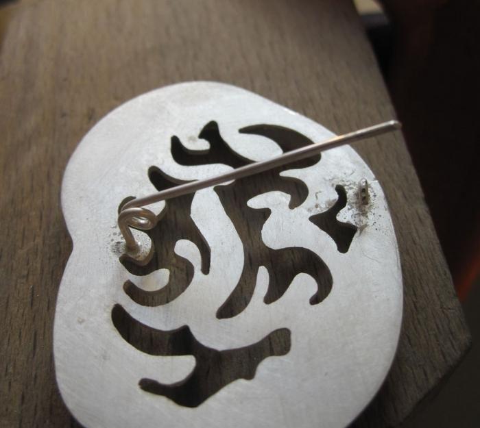 gravarea artistică a metalelor