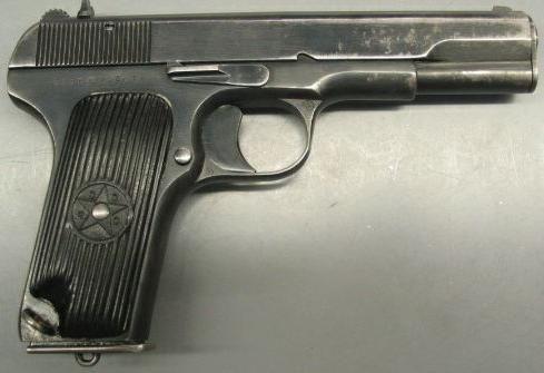 Traumatic Pistol TT - o protecție fiabilă pentru ruși