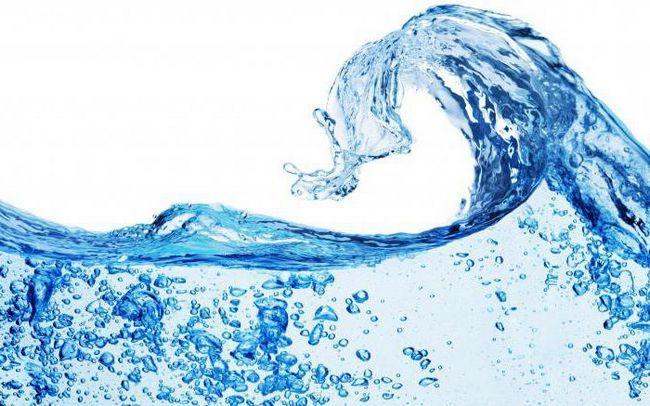 trei stări de apă