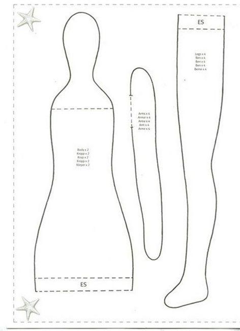modele de păpușă tilde de mărime completă