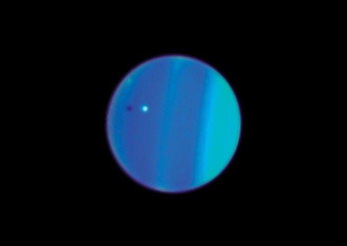 satelit al planetei Uranus