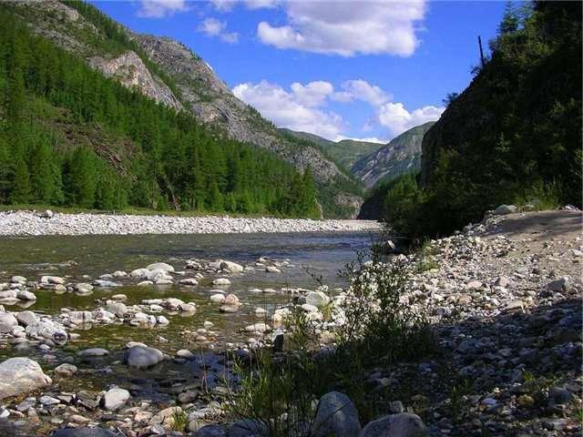 Râul Tunguska de Sus