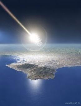 Diametrul meteoritului Tunguska