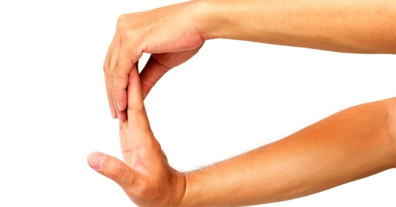 Exercitarea mâinilor