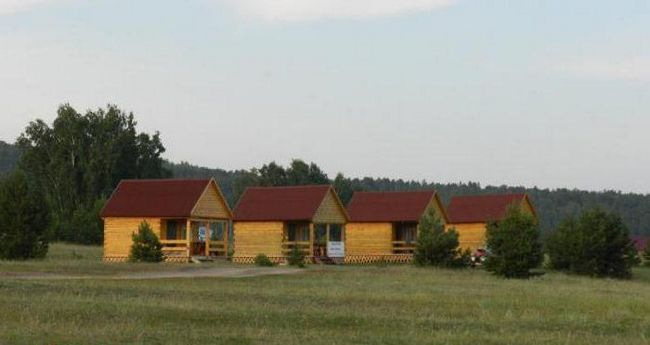 Nisipurile de Aur Camping Regiunea Irkutsk