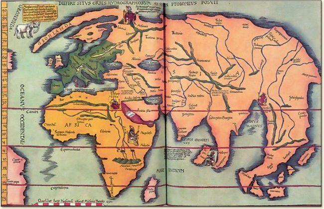 Informații interesante despre Ptoleme