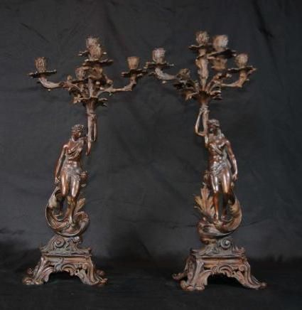 Amazing Pose - candelabru italian