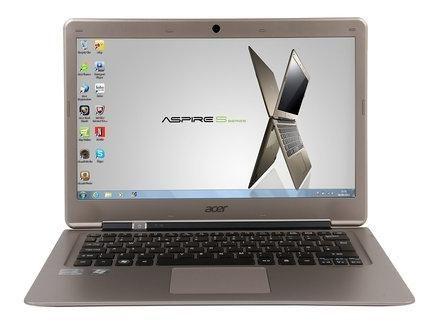 Ultrabook Acer - o privire în viitor