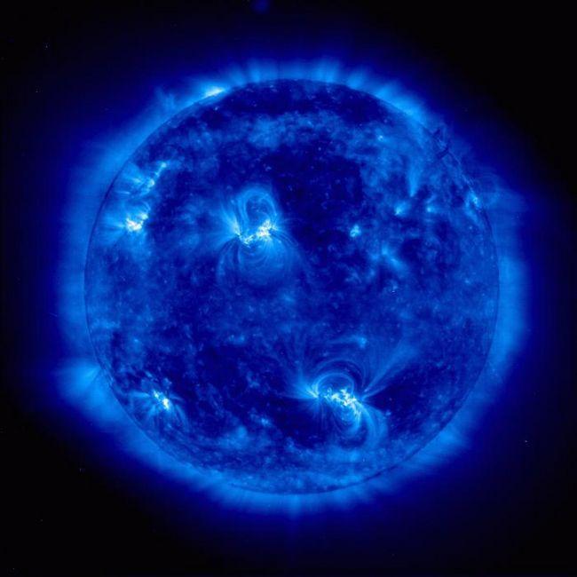 radiații ultraviolete