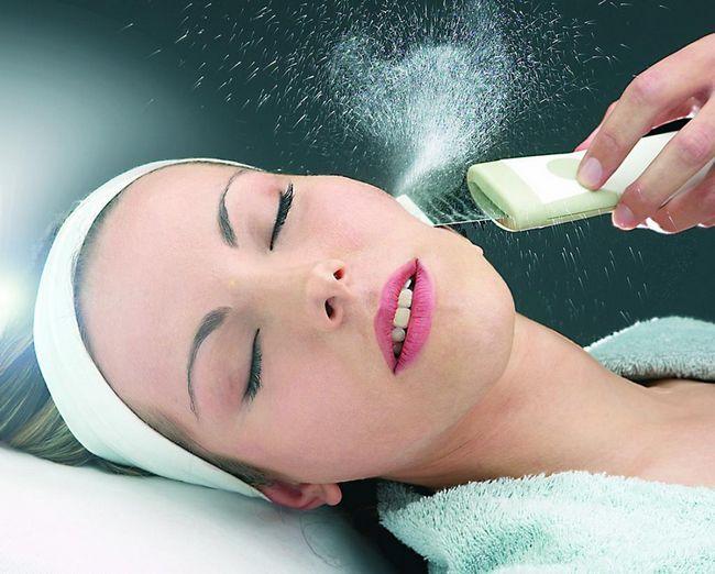 Curățarea feței cu ultrasunete: fotografii înainte și după, recenzii