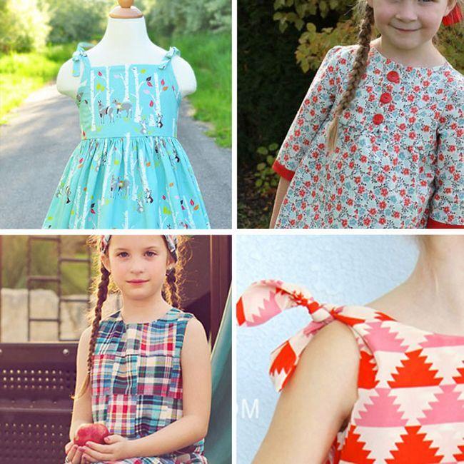 Modelul universal al rochiei pentru copii: construcții, recomandări
