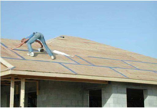bandă de etanșare pentru acoperiș