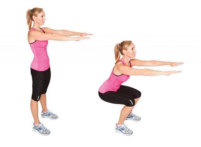 Exerciții pentru coapse acasă. Cum să pierdeți greutatea în coapse rapid și eficient