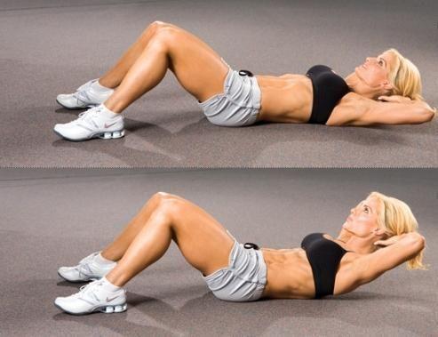 Exerciții pentru mușchii din podea pelviană