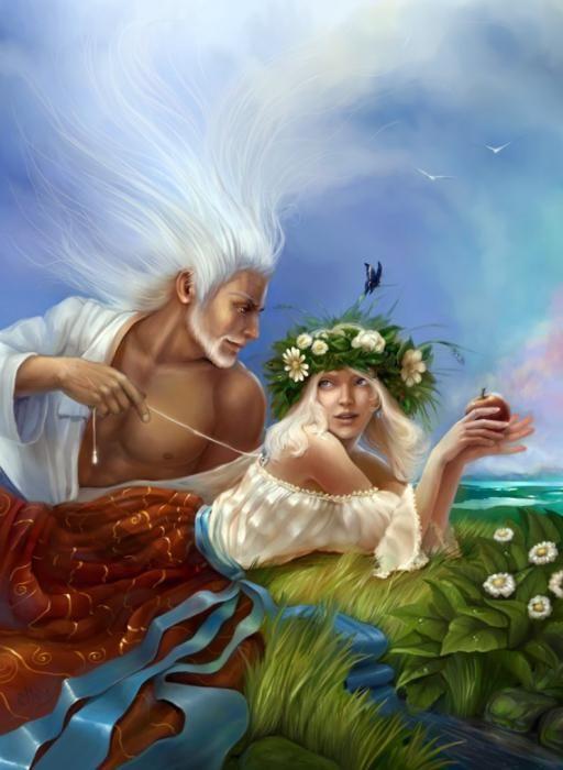 zeu al uraniului cerului