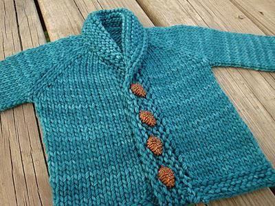 am tricotat o jacheta cu ace de tricotat