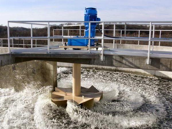 Stație de epurare a apelor reziduale de suprafață
