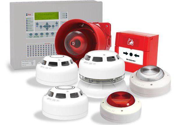 instalare de alarmă de incendiu