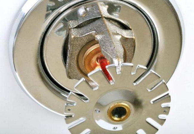 instalarea unui sistem de alarmă de incendiu