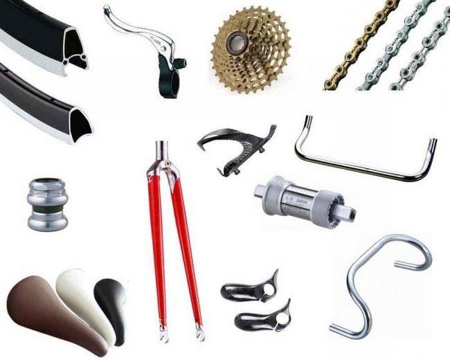 Organizarea unei biciclete pentru conducere activă