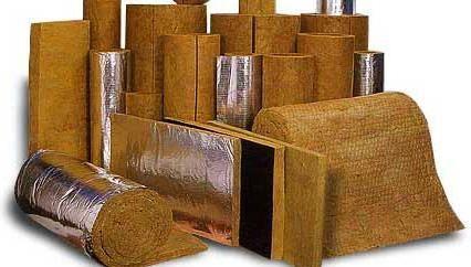 Izolație termică bazalt