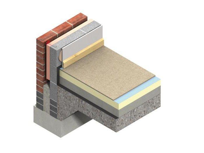 утеплитель для пола по бетону фото